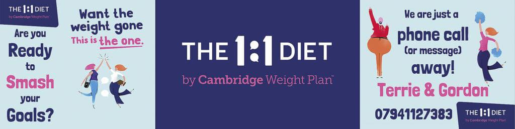 1:1 Cambridge Diet Plan