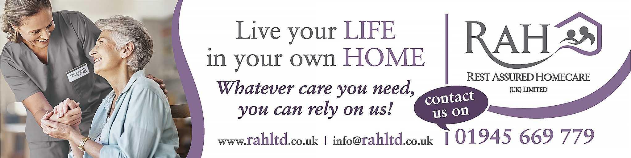Rest Assured Homecare