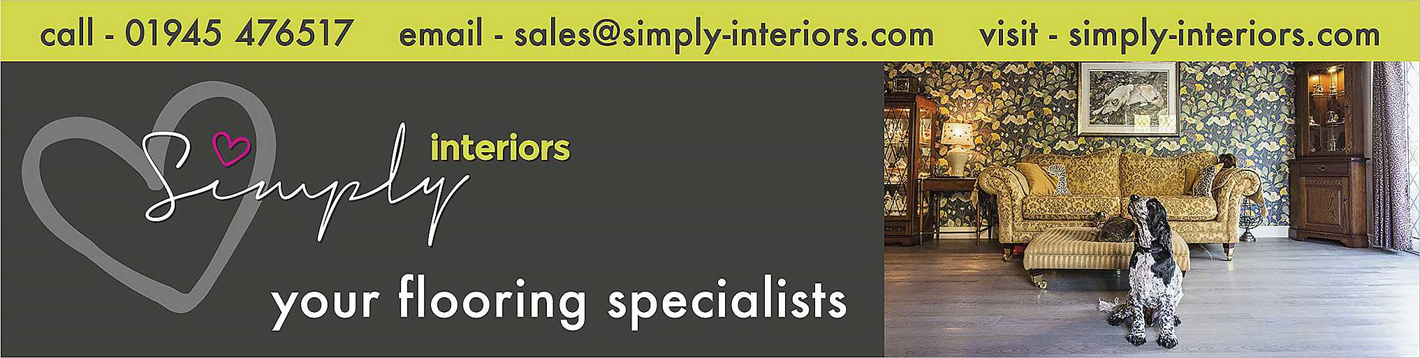 Simply Interiors carpets and flooring