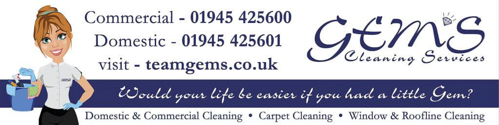 GEMS Cleaning Services Ltd.