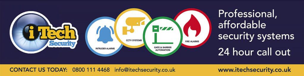 iTech Security - Intruder Alrams, Fire Alarms and CCTV